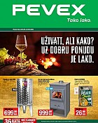 Pevex katalog rujan 2020