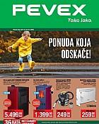 Pevex katalog listopad 2020
