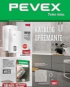 Pevex katalog Opremanje rujan 2020
