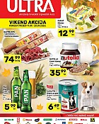 Ultra gros vikend akcija do 20.9.