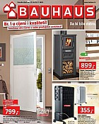 Bauhaus katalog studeni 2020