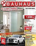 Bauhaus katalog listopad 2020