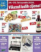 Eurospin vikend akcija do 25.10.