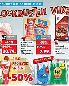 Kaufland vikend akcija do 18.10.