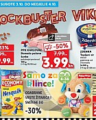 Kaufland vikend akcija do 4.10.