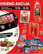 Konzum vikend akcija do 11.10.