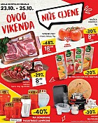 Konzum vikend akcija do 25.10.