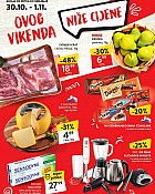 Konzum vikend akcija do 1.11.