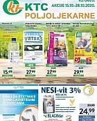 KTC katalog Poljoljekarne do 28.10.