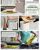 Lesnina katalog Praktični kuhinjski pomagači