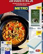 Metro katalog Ugostitelji do 11.11.