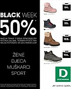 Deichmann katalog Black Week