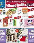 Eurospin vikend akcija do 22.11.