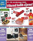 Eurospin vikend akcija do 8.11.