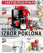 Interspar katalog Pokloni 2020