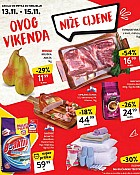 Konzum vikend akcija do 15.11.
