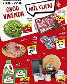 Konzum vikend akcija do 22.11.