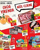 Konzum vikend akcija do 29.11.