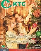 KTC katalog Božićne dekoracije i tekstil