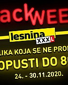 Lesnina akcija Black Week