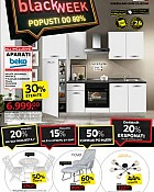 Lesnina katalog Black Week