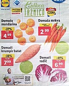 Lidl katalog tržnica do 11.11.