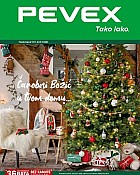 Pevex katalog Božić 2020