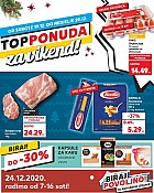 Kaufland vikend akcija do 20.12.