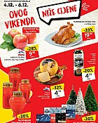 Konzum vikend akcija do 6.12.