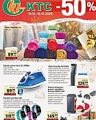 KTC katalog Sve u pola cijene do 16.12.