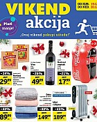 Plodine vikend akcija do 20.12.
