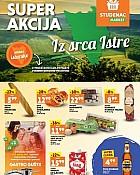 Studenac katalog Istra do 23.12.