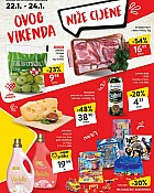 Konzum vikend akcija do 24.1.