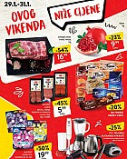 Konzum vikend akcija do 31.1.