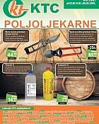 KTC katalog poljoljekarne do 3.2.