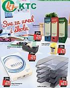 KTC katalog Sve za ured i školu do 27.1.