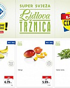 Lidl tržnica do 20.1.