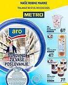Metro katalog Aro proizvodi do 3.2.