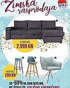 Mima namještaj katalog Zimska rasprodaja