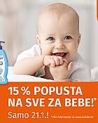 Muller akcija Dan beba -15% popusta siječanj 20021