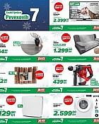 Pevex katalog Pevexovih sedam do 10.1.