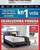 Harvey Norman katalog Kreveti i madraci