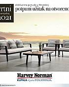 Harvey Norman katalog Vrtni namještaj 2021