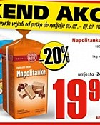 Interspar vikend akcija do 7.2.