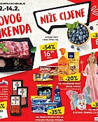 Konzum vikend akcija do 14.2.