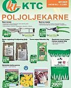 KTC katalog Poljoljekarne do 3.3.