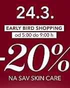 Douglas webshop akcija 20% na skin care proizvode