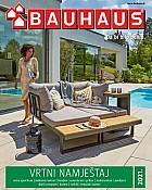 Bauhaus katalog Vrtni namještaj 2021