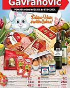 Gavranović katalog Uskrs 2021