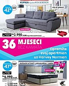 Harvey Norman katalog namještaj do 16.3.